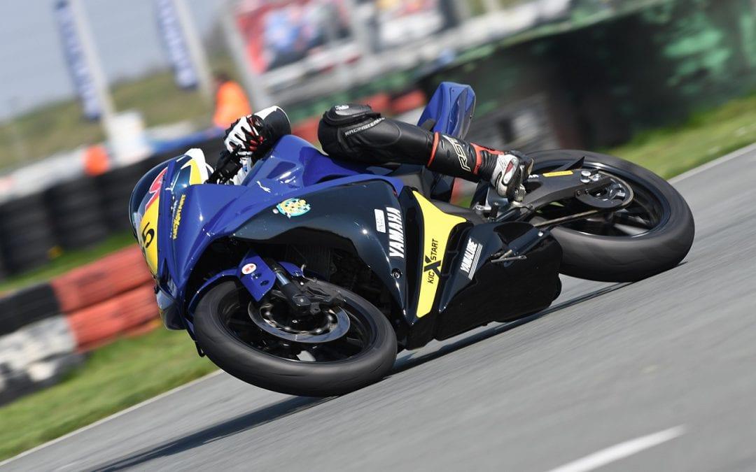 Kicxstart Yamaha R125 Cup
